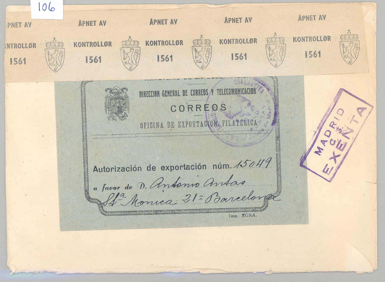 håndskrevne stedsnavn på frimerker
